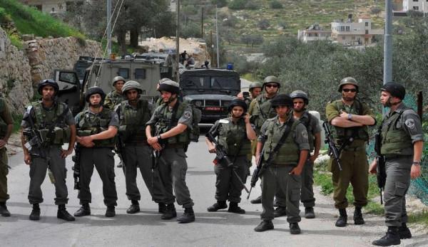 قوات الاحتلال تواصل اعتداءاتها ضد الفلسطينيين في الضفة