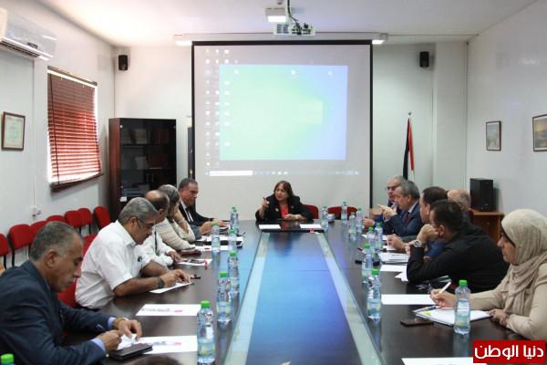 اللجنة الصحية الوطنية تجتمع برام الله لتلخيص توصياتها وتقديمها لمجلس الوزراء