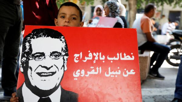 وصفت بالنارية.. أول تصريحات للمرشح الرئاسي المسجون بتونس