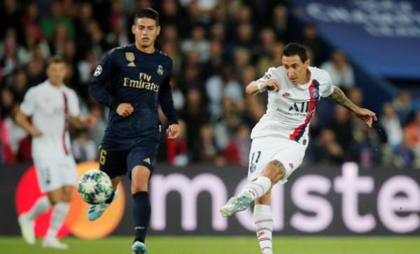 شاهد: باريس يستعرض عضلاته على ريال مدريد