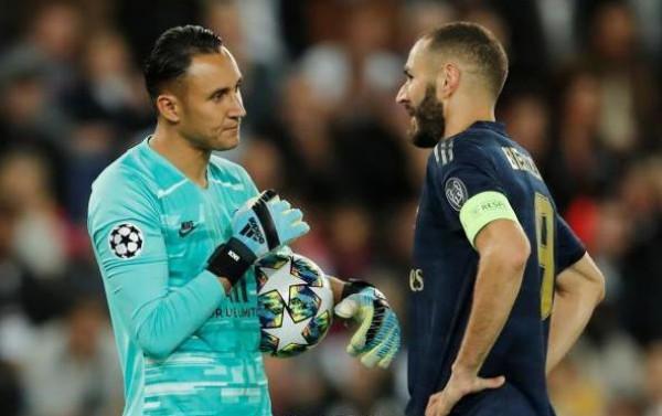 نافاس: لا أكره أحدًا في ريال مدريد