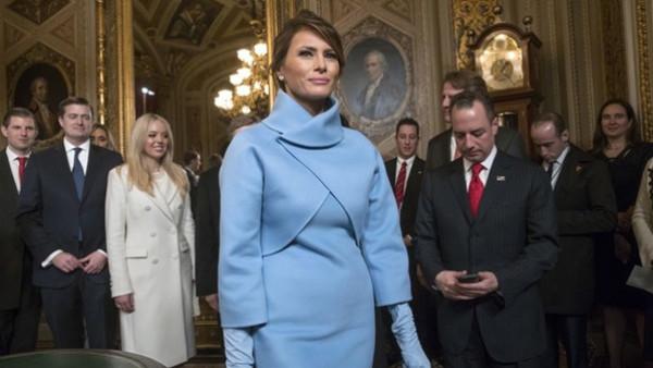شاهد: ميلانيا ترامب تجري تعديلات موسعة على ديكورات البيت الأبيض
