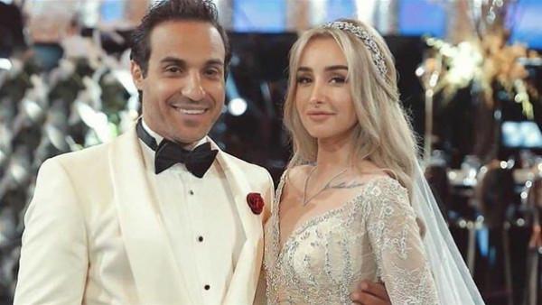 سعر غير متوقع لمكياج وتصفيف شعر هنا الزاهد في حفل زفافها