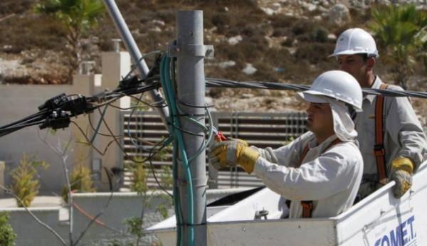 طالع: جدول تقليص التيار الكهربائي برام الله والقدس وبيت لحم بقرار إسرائيلي