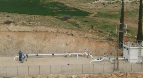 الاحتلال يقطع المياه عن قرية بردلة بطوباس