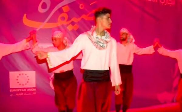 شاهد: تجارب الأداء لأول برنامج مواهب في غزة