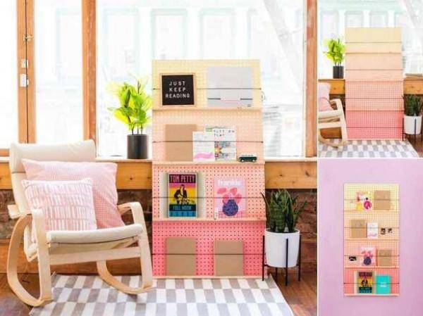أفكار لاستخدام التدرجات اللونية في ديكور المنزل