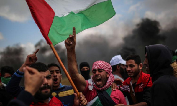 """غزة تستعد للمشاركة في جمعة """"مخيمات لبنان"""""""