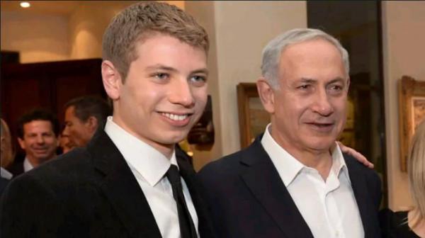 نجل نتنياهو للإسرائيليين: شكلوا الحكومة مع الطيبي وليبرمان