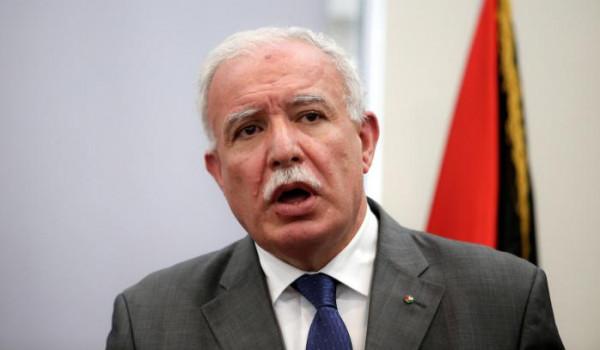 المالكي: إسرائيل تُعادي القيادة الفلسطينية وتبتز الحكومة وتتنصل من الاتفاقيات