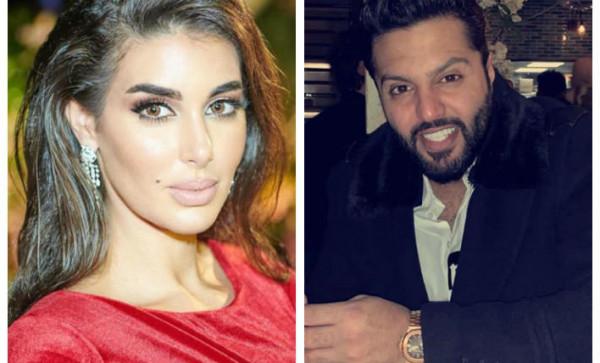 بعد شائعات زواجهما.. ياسمين صبري ويعقوب بوشهري سوياً في الجونة