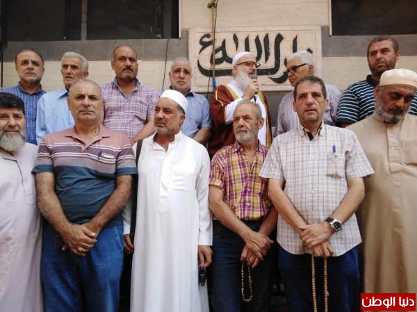 وقفة احتجاجية في جمعة الغضب التاسعة رفضا لقرار وزير العمل