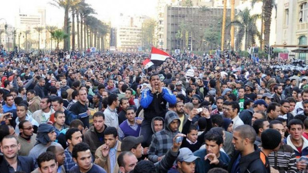 شاهد: الإمارات تُعلق على أنباء مظاهرات ميدان التحرير بمصر