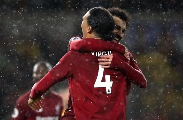 تقارير: فان دايك يرحل عن ليفربول في يناير المقبل