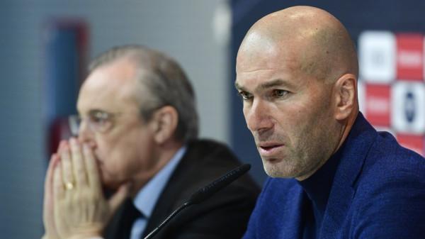 من هو خليفة زيدان الذي تريده جماهير ريال مدريد