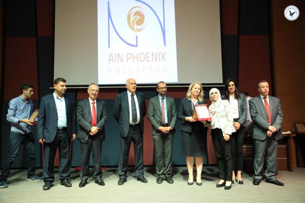 جامعة النجاح الوطنية تختتم فعاليات مسابقة القمة الفلسطينية الأولى للتحديات