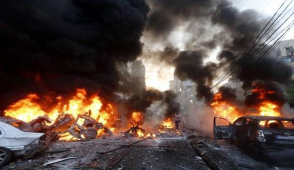قرب كربلاء.. تنظيم الدولة يعلن مسؤوليته تفجير حافلة أدى لمقتل 12 شخصاً