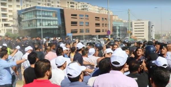 إضراب المعلمين في الأردن يتواصل للأسبوع الثالث على التوالي