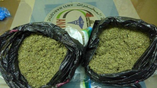 الشرطة تضبط أكثر من كيلو غرام من المواد المخدرة في الخليل