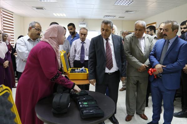 جامعة خضوري تفتتح مختبر الجرائم الإلكترونية الأول من نوعه