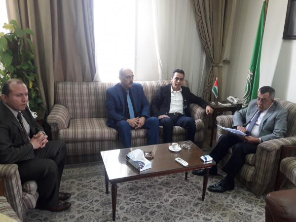 الهيئة الوطنية لمسيرة العودة تدعو الأمين العام للجامعة العربية لزيارة قطاع غزة