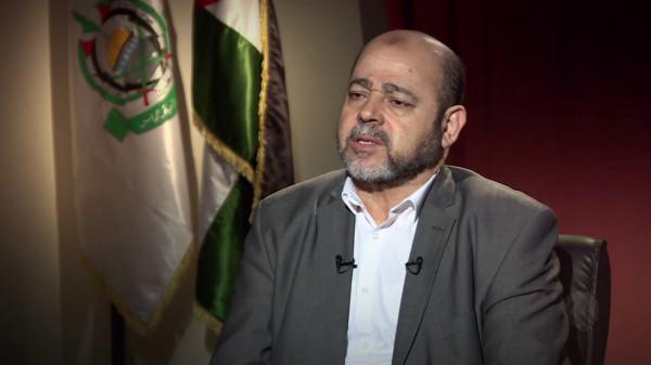 أبو مرزوق: مبادرة الفصائل قيد الدراسة وجهود للإفراج عن المُعتقلين بالسعودية