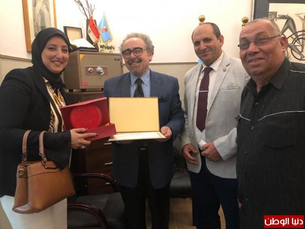 شعراء من ليبيا في استضافة اتحاد الكتاب المصري