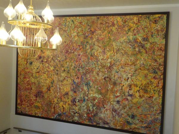 افتتاح معرض فتوش آرت للفن التشكيلي بالعاصمة الليبية
