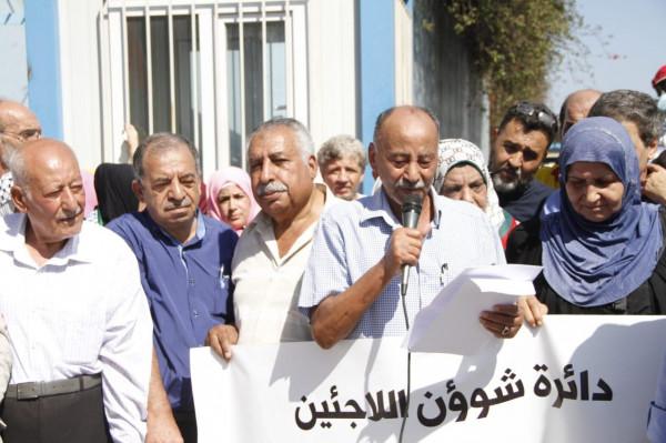 رداً على تهديدات واشنطن بإنهاء (أونروا).. الفلسطينيون بلبنان يلتفون حول مرجعيتهم الدولية