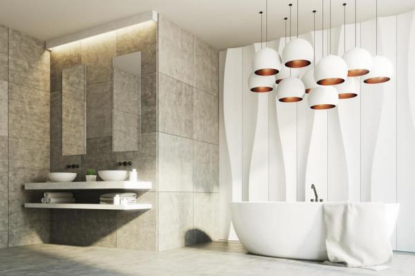 ديكورات حمامات بسيطة 9998995579