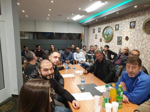 الجالية الفلسطينية في هلدسهايم /المانيا تعقد مؤتمرها