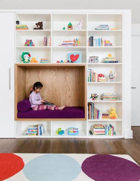 الأثاث الذكي لاستغلال المساحات الضيّقة في غرفة طفلك   9998996245