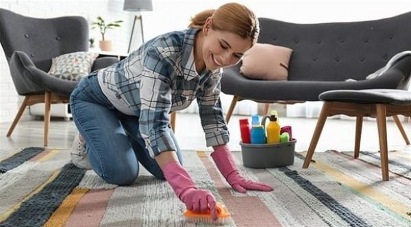 كم مرة يجب القيام بأعمال التنظيف في المنزل؟  9998996413