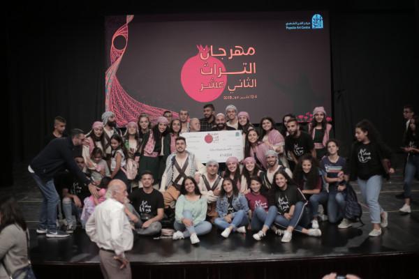 مركز الفن الشعبي يفتتح فعاليات مهرجان التراث الثاني عشر