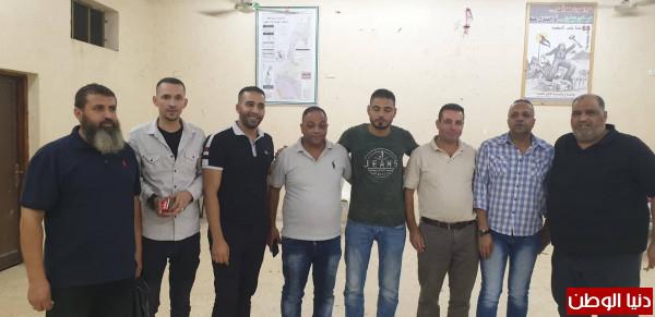 انتخاب هيئة إدارية جديدة لجمعية الجماسين الخيرية في مخيمات محافظة نابلس