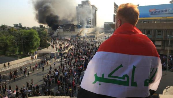 104 قتلى و6000 جريح حصيلة المظاهرات الشعبية بالعراق