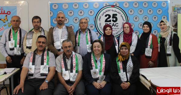 انتخاب هيئة إدارية جديدة للجمعية الفلسطينية لثقافة وفنون الطفل بالخليل