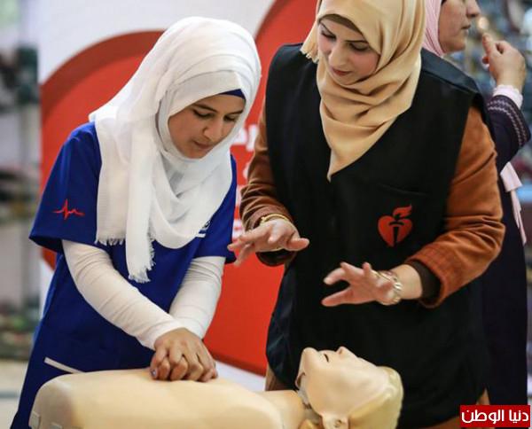تجديد ترخيص مركز الجامعة الأمريكية لإنعاش القلب للمرة الثانية لمدة ثلاث سنوات