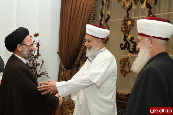 فضل الله: نرفض شيطنة الوجود الفلسطينيّ في لبنان