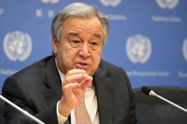 غوتيريش: الأمم المتحدة قد لا تتمكن من دفع رواتب موظفيها الشهر المقبل