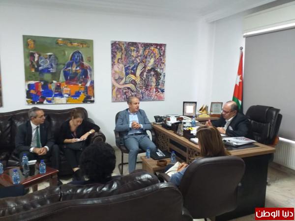 لقاء جمع سماوي ونظيرة التركي توج بمشاركة تركية نوعية في مهرجان جرش