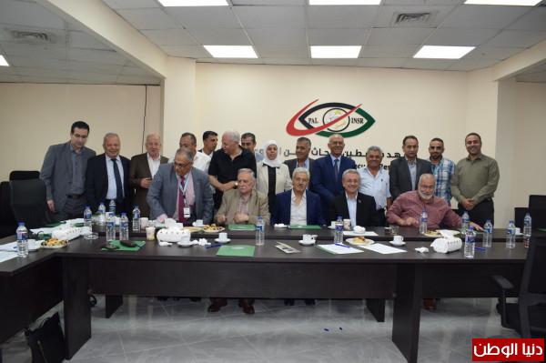 """معهد فلسطين لابحاث الامن القومي ينظم ندوة حول""""الإنتخابات الفلسطينية الاحتمالات وفرص النجاح"""""""