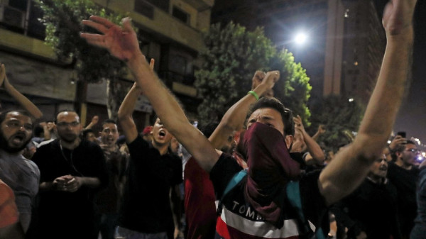رئيس الوزراء المصري: لن نسمح للاحتجاجات بنشر الفوضى