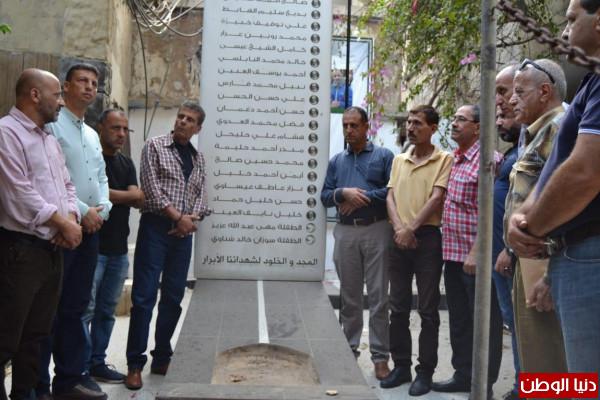 وفد اللجان الشعبية في جنين يزور مخيمات بيروت