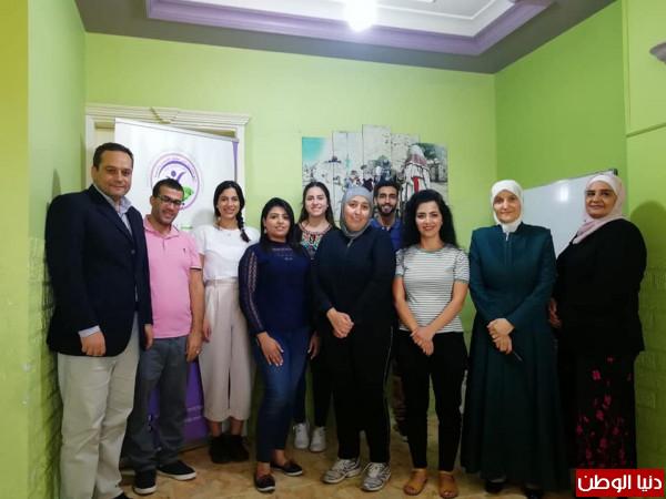 مؤسسة REFORM تشارك في زيارة تبادل خبرات مع مؤسسة حبق في عمان