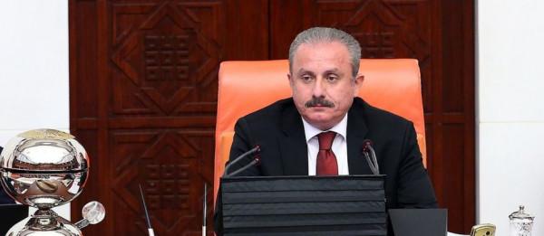 رئيس البرلمان التركي: لا قيمة لتهديدات ترامب