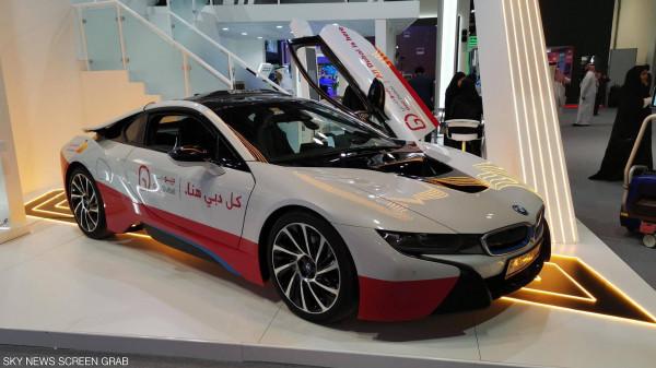 الأولى من نوعها.. دبي تكشف عن السيارة الجيومكانية
