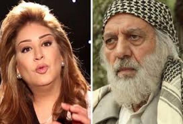معركة قضائية بين ممثلين أردنيين.. أمل الدباس تتهم جميل عواد بالطعن بشرفها