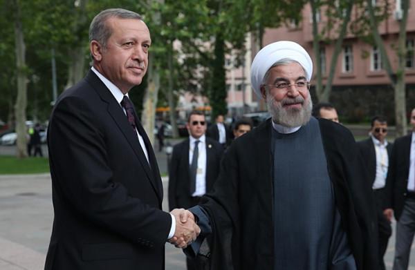 روحاني: تركيا لديها كل الحق في القلق بشأن حدودها الجنوبية