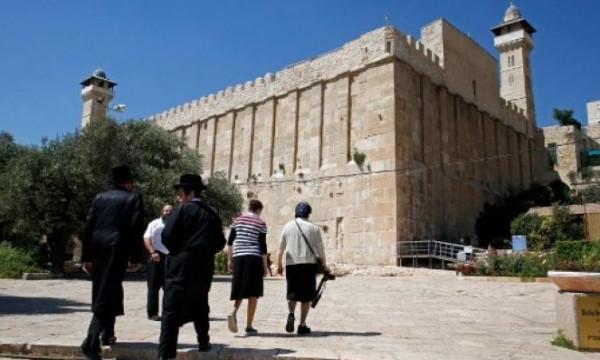 الاحتلال منع رفع الأذان 443 وقتاً في المسجد الإبراهيمي 9998997735